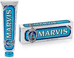 """Духи, Парфюмерия, косметика Зубная паста """"Aquatic Mint"""" с ксилитолом - Marvis Aquatic Mint"""