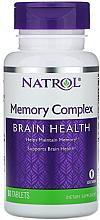 Духи, Парфюмерия, косметика Комплекс для памяти - Natrol Memory Complex