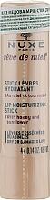 """Духи, Парфюмерия, косметика Стик для губ """"Медовая мечта"""" - Nuxe Reve de Miel Lip Moisturizing Stick"""