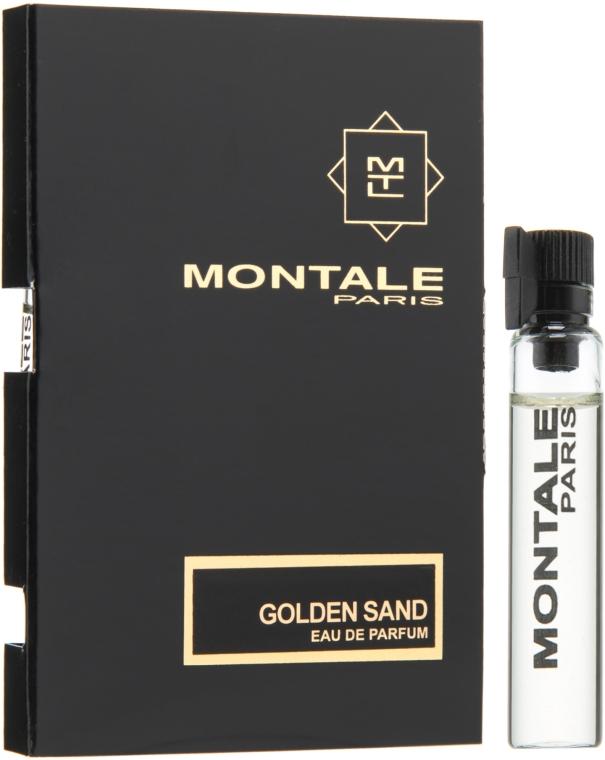Montale Golden Sand - Парфюмированная вода (пробник)