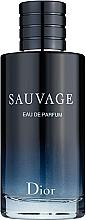 Парфумерія, косметика Christian Dior Sauvage Eau de Parfum - Парфумована вода