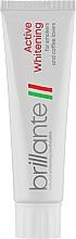 Духи, Парфюмерия, косметика Зубная паста для курящих и любителей кофе - Brillante Active Whitening