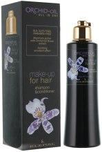 Духи, Парфюмерия, косметика Шампунь-кондиционер для волос с маслом орхидеи - Kleral System Orchid Oil All in One Shampoo and Conditioner
