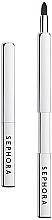 Духи, Парфюмерия, косметика Кисть для губ в складном футляре - Sephora Retractable Lip Brush
