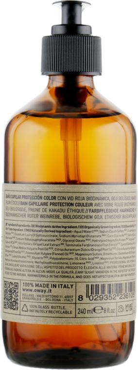 Шампунь для окрашенных волос - Oway Color Protection Hair Bath — фото N3