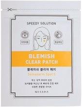 Духи, Парфюмерия, косметика Патчи от несовершенств - Missha Speedy Solution Blemish Clear Patch