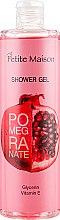 "Духи, Парфюмерия, косметика Гель для душа ""Гранат"" - Petite Maison Shover Gel Pomegranate"