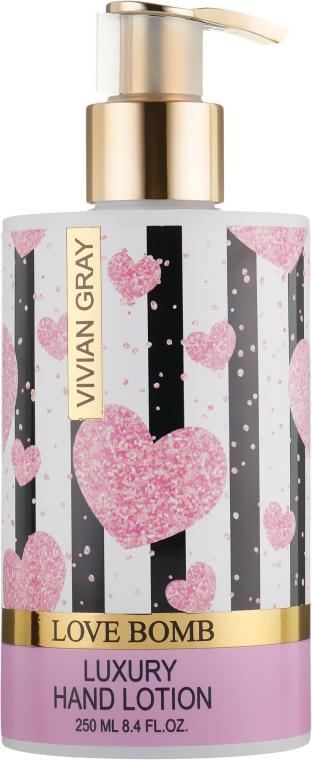 Лосьон для рук - Vivian Gray Love Bomb Luxury Hand Lotion