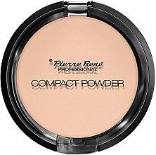 Духи, Парфюмерия, косметика Компактная пудра для лица - Pierre Rene Compact Powder
