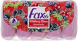 """Духи, Парфюмерия, косметика Туалетное мыло """"Лесные ягоды"""" - Fax Soap (Эко-пак)"""
