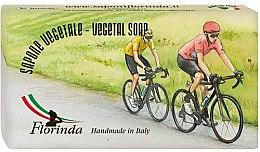 """Духи, Парфюмерия, косметика Мыло натуральное """"Езда на велосипеде"""" - Florinda Sport & Spezie Natural Soap"""