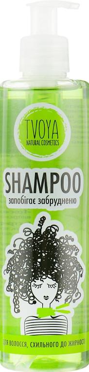 Шампунь для жирных волос - J'erelia TVOYA