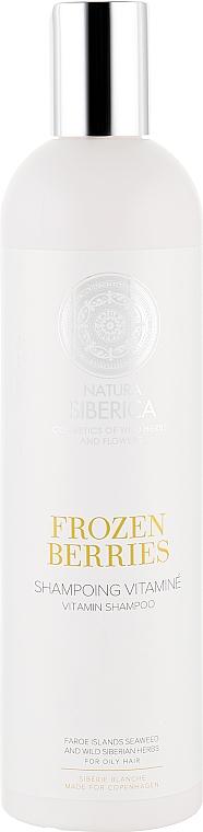 """Шампунь для волос """"Морозные ягоды"""" - Natura Siberica Copenhagen Frozen Berries Shampoo"""