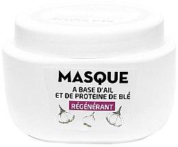 Духи, Парфюмерия, косметика Восстанавливающая чесночная маска для волос - Renee Blanche Hair Mask