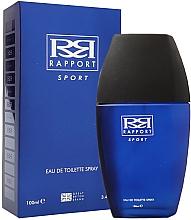 Духи, Парфюмерия, косметика Eden Classics Rapport Sport - Туалетная вода