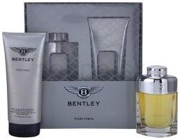 Духи, Парфюмерия, косметика Bentley Bentley For Men - Набор (edt/100ml + sh/gel/200ml)