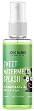 Духи, Парфюмерия, косметика Антисептик-спрей для рук - Joko Blend Sweet Watermelon Splash