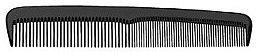 Духи, Парфюмерия, косметика Расческа для волос мужская, 16.3 см, черная - Sibel Men Original