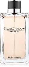 Духи, Парфюмерия, косметика Davidoff Silver Shadow - Туалетная вода (тестер с крышкой)