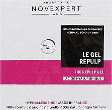 Духи, Парфюмерия, косметика Гиалуроновый гель для лица - Novexpert Hyaluronic Acid The Repulp Gel (пробник)