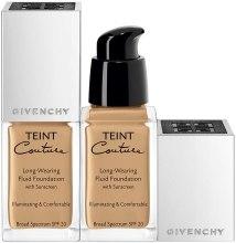 Духи, Парфюмерия, косметика Тональная основа - Givenchy Teint Couture Fluide Haute Tenue