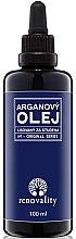 Духи, Парфюмерия, косметика Аргановое масло - Renovality Original Series Argan Oil