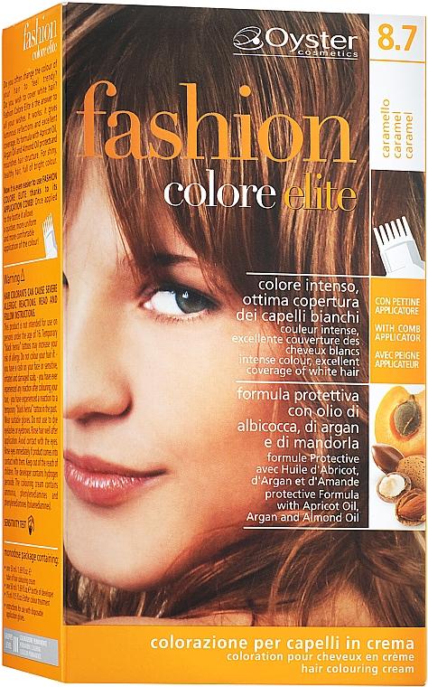 Краска для волос - Oyster Cosmetics Fashion Colore Elite