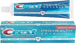 Духи, Парфюмерия, косметика Зубная паста - Crest Pro-Health Advanced Deep Clean Mint Toothpaste
