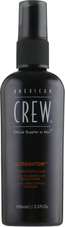 Спрей для стайлинга подвижной фиксации - American Crew Official Supplier to Men Alternator Flexible Styling and Finishing Spray