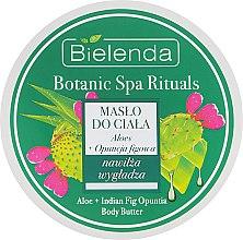 "Духи, Парфюмерия, косметика Масло для тела ""Алоэ"" - Bielenda Botanic Spa Rituals Indian Fig Opuntia+ Aloe Body Oil"