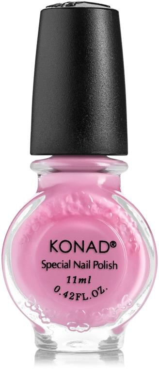 Лак для стемпинга - Konad Large Nail