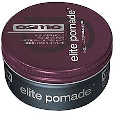 Духи, Парфюмерия, косметика Гель-стайлер ультрасильной фиксации, степень фиксации 4 - Osmo Elite Pomade