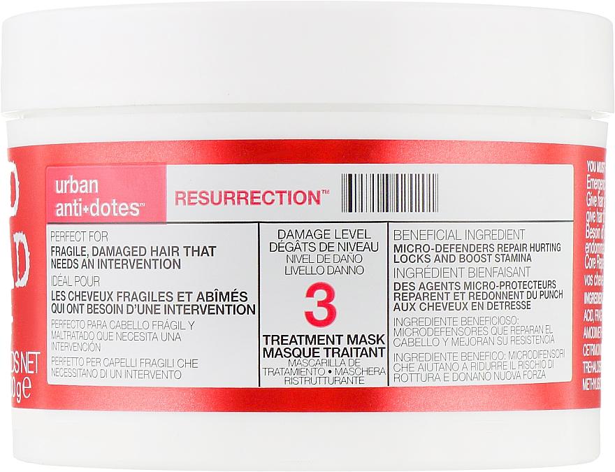 Маска для ломких волос - Tigi Resurrection Treatment Mask