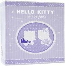 Духи, Парфюмерия, косметика Koto Parfums Hello Kitty Baby - Набор (edt 100ml + baby's bootees)
