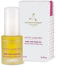 Духи, Парфюмерия, косметика Антивозрастное масло от морщин - Aromatherapy Associates Anti-Ageing Fine Line Face Oil