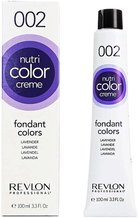 Тонирующий бальзам для волос - Revlon Professional Nutri Color Creme Fondant Colors