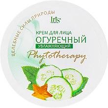 """Духи, Парфюмерия, косметика Крем для лица увлажняющий """"Огуречный"""" - Iris Cosmetic Phytotherapy"""