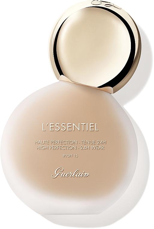 Высокоэффективное тональное средство - Guerlain L'Essentiel High Perfection SPF 15