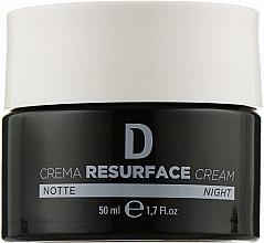 Духи, Парфюмерия, косметика Ночной крем с кислотами для кожи лица, шеи и декольте - Dermophisiologique Dermopeel Cream Notte Resurface