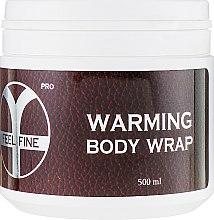 Духи, Парфюмерия, косметика Антицеллюлитное согревающее обертывание - Feel Fine Pro Warming Body Wrap