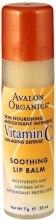 Духи, Парфюмерия, косметика Смягчающий бальзам для губ с витамином С - Avalon Organics Vitamin C Renewal Soothing Lip Balm
