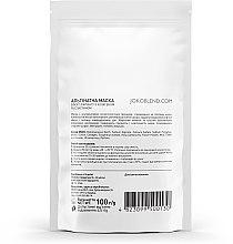 Альгинатная маска эффект лифтинга с коллагеном и эластином - Joko Blend Premium Alginate Mask — фото N4