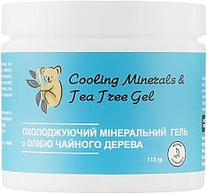 Духи, Парфюмерия, косметика Охлаждающий обезболивающий минеральный гель - Jason Natural Cosmetics Cooling Minerals Tea Tree Gel