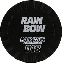 Духи, Парфюмерия, косметика Фиксирующий воск для волос, черный - Rainbow Professional Hair Wax