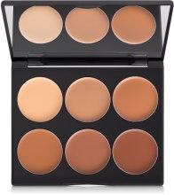 Парфумерія, косметика  Набір для контурінга обличчя - Sleek MakeUP Cream Contour Kit