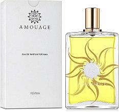 Духи, Парфюмерия, косметика Sunshine Men Amouage - Парфюмированная вода (тестер с крышечкой)