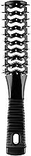 Духи, Парфюмерия, косметика Расческа для волос прямоугольная, 418713, черная - Beauty Look