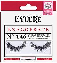 Духи, Парфюмерия, косметика Накладные ресницы №146 - Eylure Pre-Glued Exagerrate