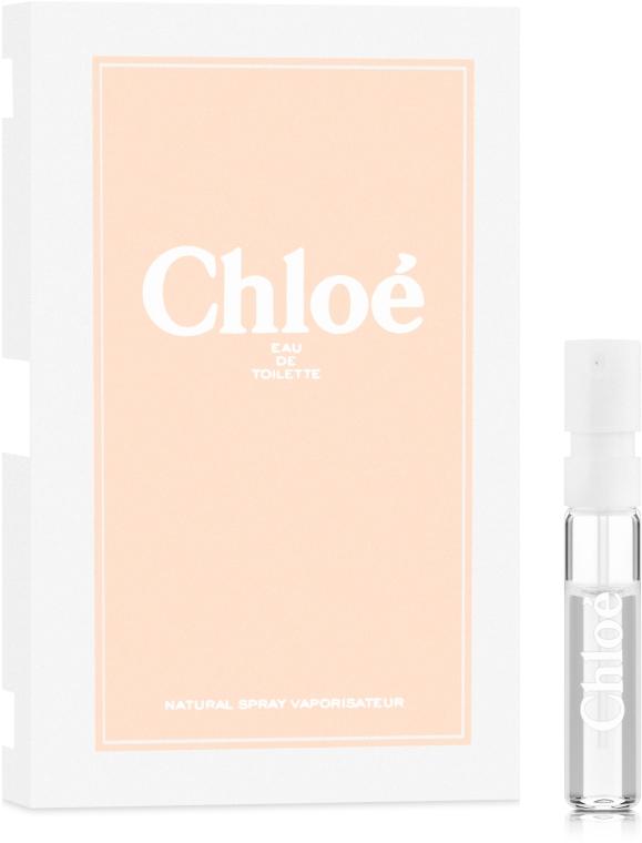 Chloe Eau de Toilette - Туалетная вода (пробник)