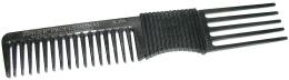 """Духи, Парфюмерия, косметика Расческа для волос """"Вилка"""" на широкой ручке 20 см - Zinger"""